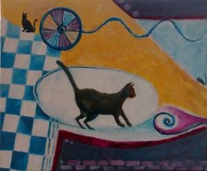 Katten tweeluik deel 1