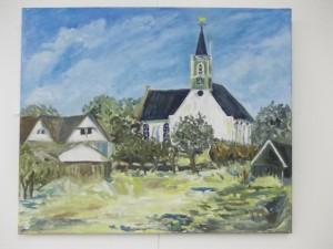 Zeemanskerkje Oudeschild