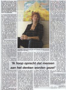 Texelse Courant 5 april 2011