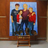 Familieportret - Maarten Tiggeler